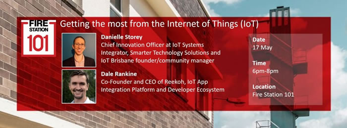 Fire Station 101 IoT Event