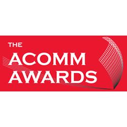 WINNER 2018 ACOMM Awards - Best IoT Startup