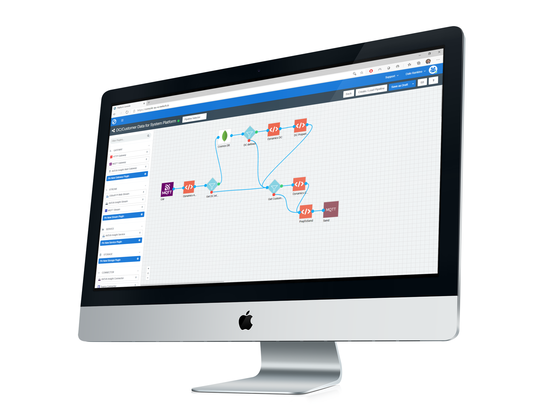 Reekoh Hybrid Integration Platform